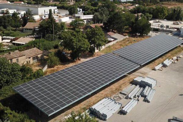 centrales photovoltaïques en injection réseau Helexia LMF2
