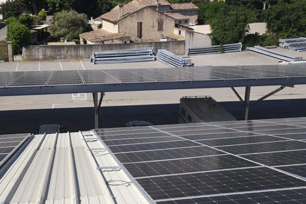 centrales photovoltaïques en injection réseau Helexia LMF3