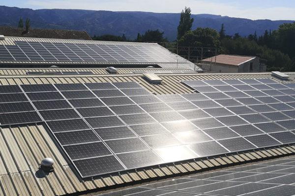 centrales photovoltaïques en injection réseau Helexia LMF4