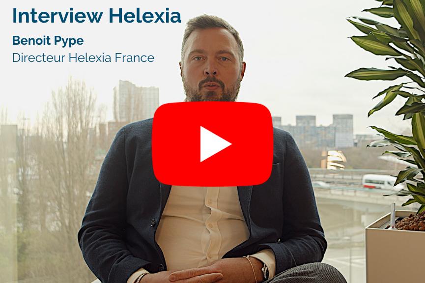 Interview Helexia | Benoit Pype