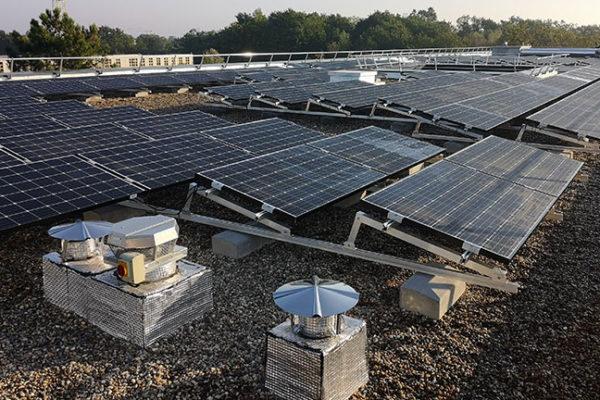 toiture photovoltaïque en autoconsommation cultura helexia 2