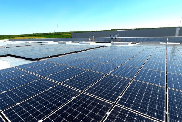 Toiture photovoltaïque en autoconsommation pour Argan Gondreville