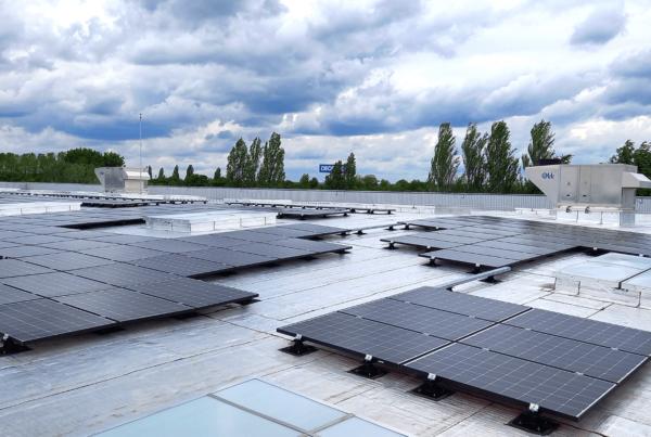 Toiture photovoltaïque en autoconsommation pour argan croissy header